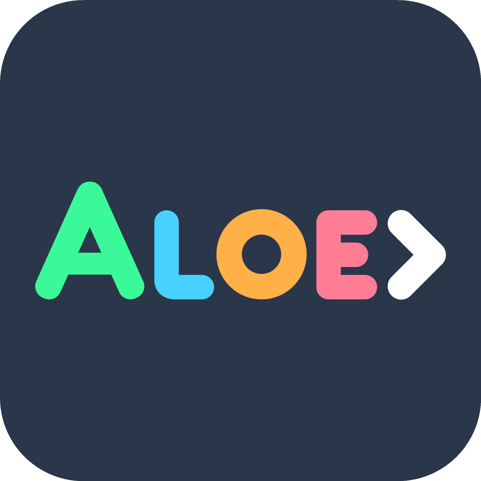 React Native + ReactJS + Ruby Engineers - Aloe